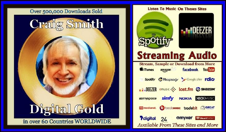 Craig Smith Guitarist songs on the web